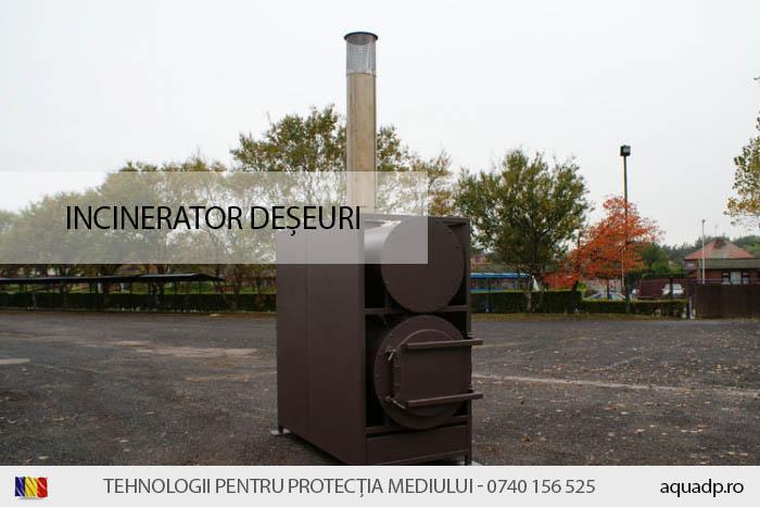 Incinerator-model-250M