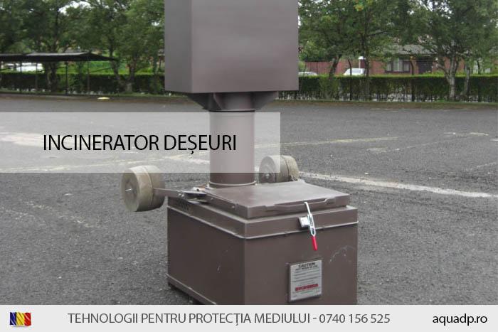 Incinerator-model-400