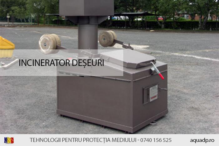 Incinerator-model-850