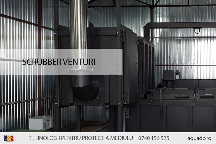 Scrubber-Venturi