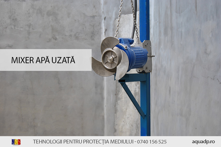 mixer-apa-uzata